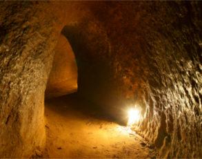 Tunnel im Cu Chi Tunnel System