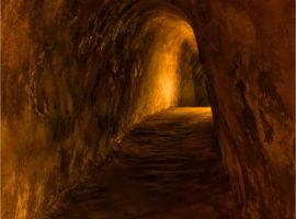 Tunnel im Cu Chi Tunnelsystem