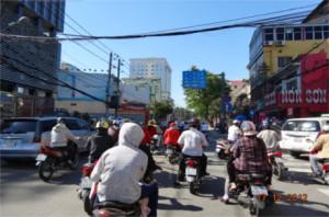 Rollertour in Saigon