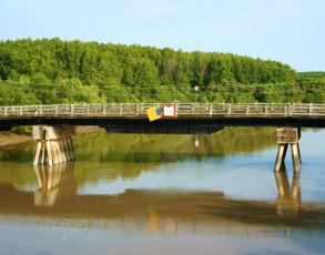Brücke nach Can Gio