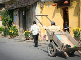 Karren in Hoi An
