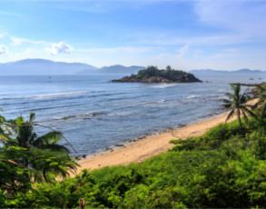 Insel vor Nha Trang