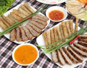 Landestypisches Gericht in Nha Trang