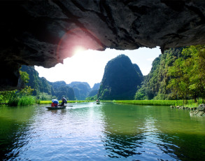 Höhle in Ninh Binh